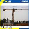 7032-12t Runchen Brand Hammerhead Tower Crane with 3.2 Tip Load and 12t Max Load for Construction