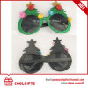 2016 Festival Colorful Sunglasses with Christmas Tree Shape for Gift