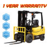 Fast Delivery Factory Price New Hydraulic Diesel Forklift Truck 3 Ton 5 Ton 7 Ton 8 Ton 10 Ton Forklift with Japanese Engine, Side Shift and CE
