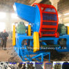 Reclaimed Tyre Crusher Machine (output size is 50*50mm tire chips)