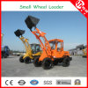 Zl12 1.2 Ton Small Wheel Loader with Fork (1200kg)