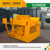 Qtm6-25 Automatic Concrete Block Making Machine Movable
