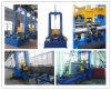 Web and Flange Automatic Jointing and Assembling Machine
