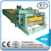 Porcelain Color Steel Glazed Tile Sheet Forming Machine