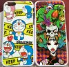 A3 Size 6 Color LED UV Flatbed Printer Mobile Phone Case Printer Cell Phone Cover Printer