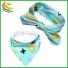 Eco-Friendly High Quality Hot Sale Super Soft 100% Cotton Baby Bib Bandana Bib