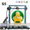 Industrial 3D Printer S5 Filament Monitor with Dual Z Lead Screws 500X500X500mm OEM/ODM is available
