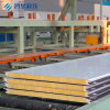 Best Fire Protection Better Thermal Insulation Rock Wool/Mineral Wool Sandwich Panel for Prefab House/Building (PRN)