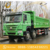 Used Sinotruck HOWO Dump Truck 12 Tyres 8X4 Tipper Truck
