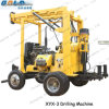 Trailer Mounted Water Well Drilling Machine, Core Drilling Rig, Artesian Well Drilling Machine