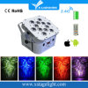 12*18W LED PAR Cans Light RGBWA+UV 6 in 1 DMX Wireless Battery PAR Light for Disco DJ Stage Lighting Equipment