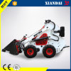 Mini Skid Steer Loader with Snow Blower and Lawn Mower