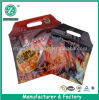 Pet/Anti-CPP Laminated 3-Side Seal Handle Packaging Bag Popular in South America (zzfp008)