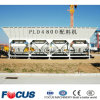 PLD4800 Aggregate Batcher, Concrete Batching Machine for Concrete Mixing Plant