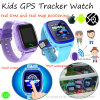 IP67 Waterproof Colorful Touch Screen Kids GPS Watch (D25)
