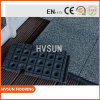 Quality Goods Hydrophobic and Weather Resistance Rubber Tile