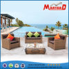 New Garden Rattan Furniture/High Quality Poly Rattan Furniture