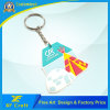 Cheap Customized Promotion Key Ring /Key Tag with Free Art Work Design (XF-KC-P33)