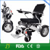 Ultra Light All Terrain Aluminum Electric Wheelchair with Lithium Battery