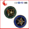 Customized Personalized Casting Enamel Metal Gold Coins