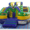 2017 New Popular Air Bouncer Inflatable Trampoline