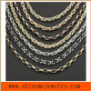 316L Hot Selling Byzantine Titanium Steel Necklace Regal Male Jewelry (SSNL2650)