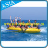 Inflatable Water Toys Towable Crazy UFO for 6 Riders, Inflatable Towable Water Sports Games
