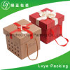China Products Custom Printing Paper Folding Christmas Gift Cosmetic Food Packaging Corrugated Shipping Box