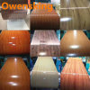 Wood Marble PPGI PPGL Galvanized Color Coated Steel Coil