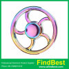 Fs075 Wheel Zinc Alloy Round Fidget Spinner Hand Spinner for Stress Releasing