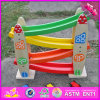 2016 Wholesale 4 Level Pathway Vehicle Toy Wooden Car Ramp Toy, Funny Wooden Car Ramp Toy, Kids Wooden Car Ramp Toy W04e047