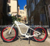 Beach Cruiser 250W Vintage Fat Pedelec/E Fat Tire Bicycle/500W Electric Retro Fat Snow Bike/E Fatty Bicycle/E Sand Bike/750W Electric Bike 26X4 Tire, En14176