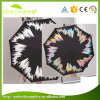 High Quality 3 Fold 21inch 8 Panels Printing Compact Umbrella