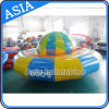 Inflatable Flying UFO Boat Water Saturn Inflatable Floating Disco Boat