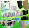 Combined V Bank Heap Air Filter for Pharmaceutical Factory