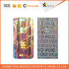 Custom Void Anti-Counterfeiting Label Printing Company Hologram Sticker