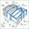 Steel Structure Chicken Layer House for Sale in Philippines Farming