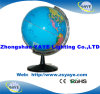 Yaye 32cm Dark Blue Colour English Globe / World Globe/ Educational Globe
