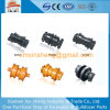 China Supplier Carrier Roller / Top Roller / Upper Roller for Machinery Excavator Dozer Undercarriage Parts Kobelco Sk042