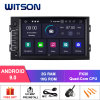 Witson Quad-Core Android 9.0 Car DVD GPS for Peugeot 308s 2g DDR3 RAM Memory