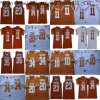 Texas Longhorns Williams Young Campbell Durant Ehlinger University College Jerseys