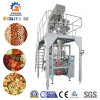 Fully Automatic Weighing Sales Chips / Snack Nitrogen Back Seal Bag Packing Machine for Food