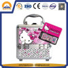 Hot Sale New Product Hello Kitty Beauty Case Aluminum Case for Young Girl (HB-6351)