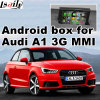 Multimedia Video Interface with GPS Navigation for Audi Q3 A1