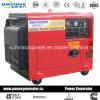 2kw Portable Diesel Generator, Silent Generator with Ce/ISO/Soncap/CIQ
