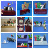 UAE National Day Gift Wooden Trophies Falcon Victory Hand Design