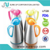 Glass Inner Insulated Water Jugs with PP Handle (JGUA010A)