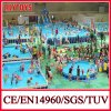 Water Moving Park, Land Moving Park, Frame Pool Park, Inflatable Moving Park