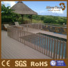 Plastic Wood Garden Border Fence Boards Design