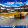 Hot Sale Aotong 3axle Gooseneck Lowboy Semi Trailer